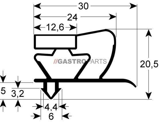 Profil 9045 - G91286