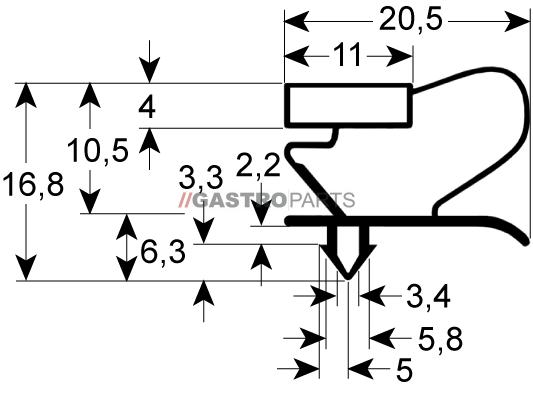 Profil 9053 - G91283
