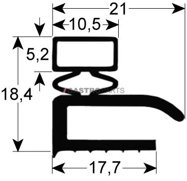 Profil 9106 - G91280