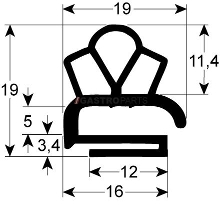 Profil 9138 - G91279