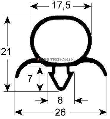 Profil 9192 - G91270