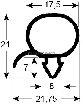Profil 9196 - G91268