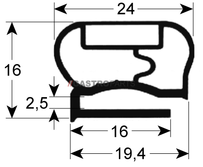 Profil 9200 - G91267