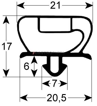 Profil 9235 - G91265