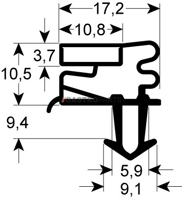 Profil 9275 - G91262