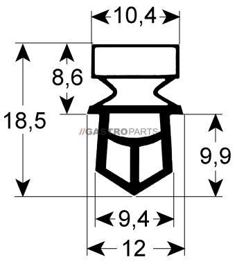 Profil 9325 - G91259