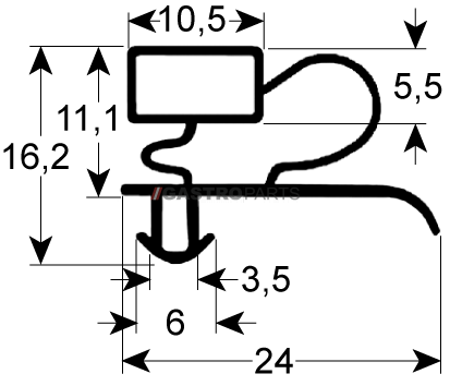 Profil 9333 - G91258