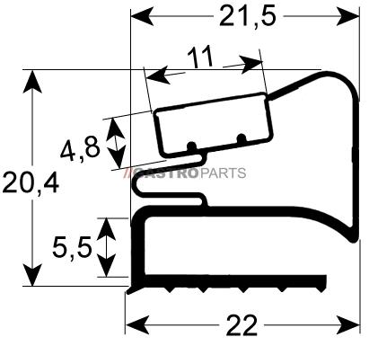 Profil 9526 - G91252