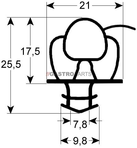 Profil 9651 - G91248