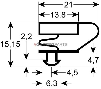 Profil 9704 - G91244