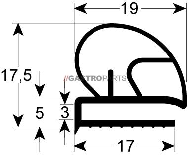 Profil 9710 - G91243