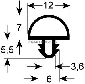Profil 9722 - G91242