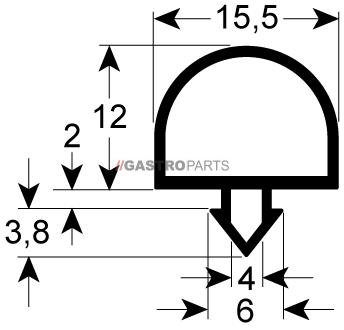 Profil 9728 - G91240