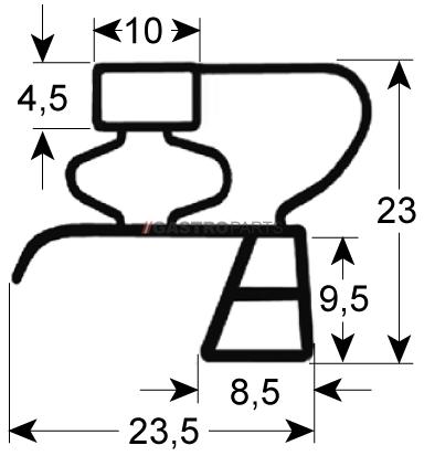 Profil 9783 - G91236