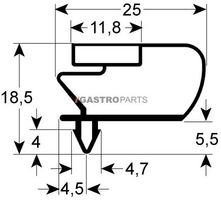 Profil 9796 - G91233