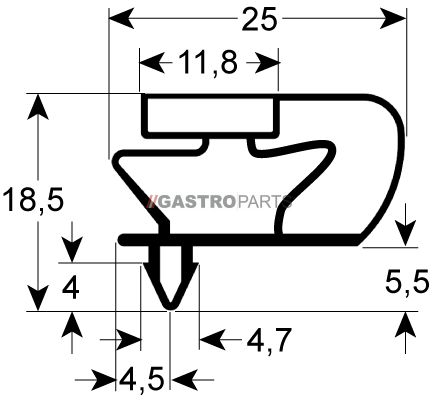 Profil 9799 - G91232