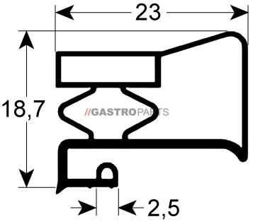 Profil 9949 - G91231
