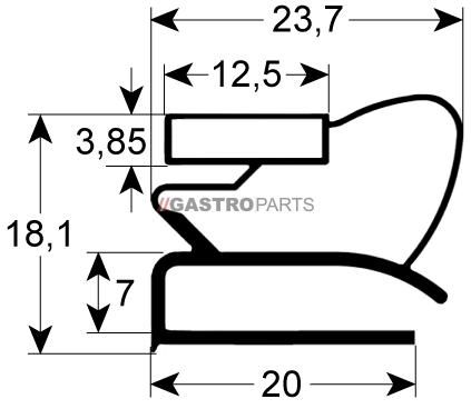 Profil 9954 - G91228