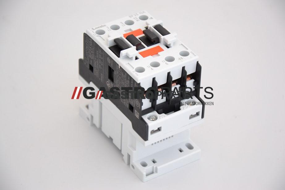 Lovato BF09 kontaktor 4,2 kW - G0401