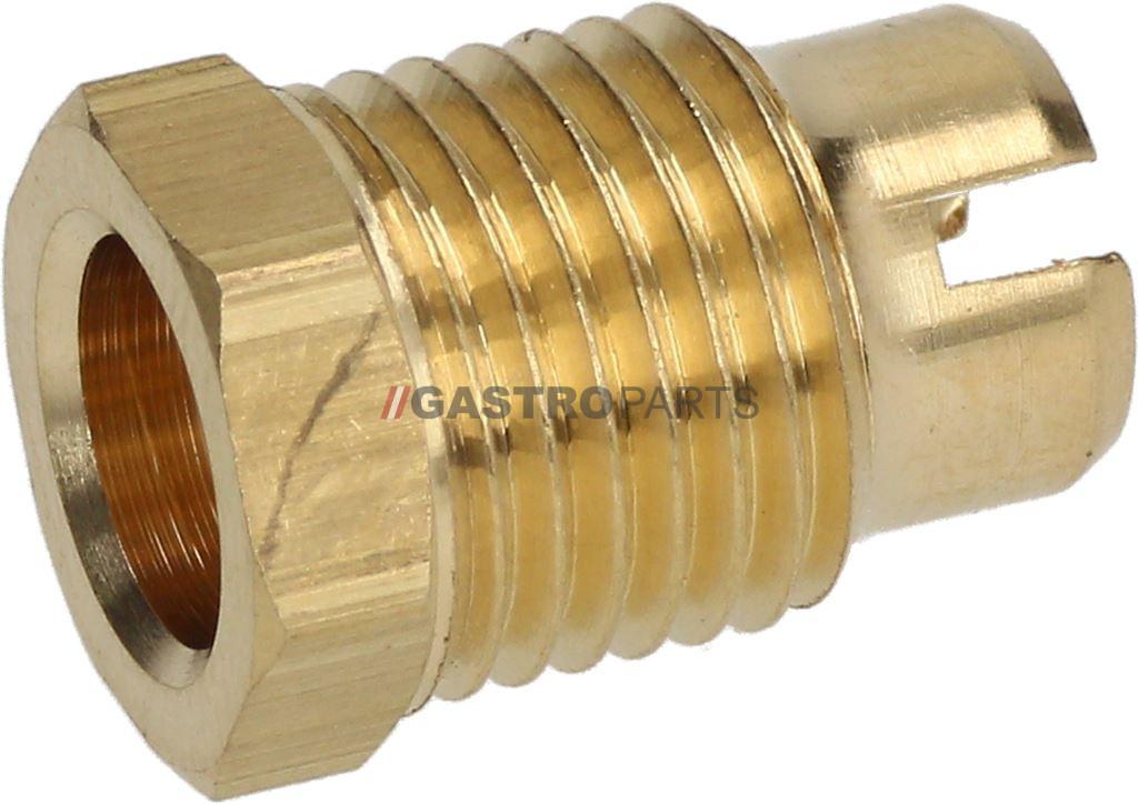 Skrue for termoføler M10x1 - G0601