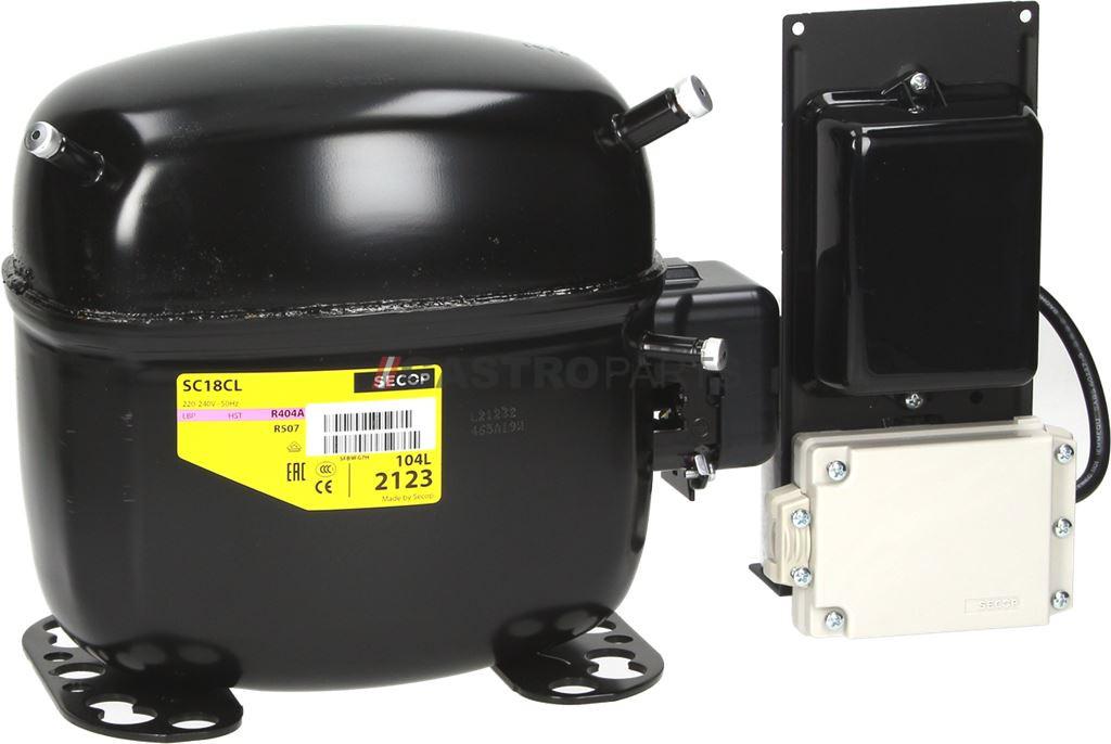 DANFOSS SECOP SC18CL CSR (R404a / R507a) LBP - G01000