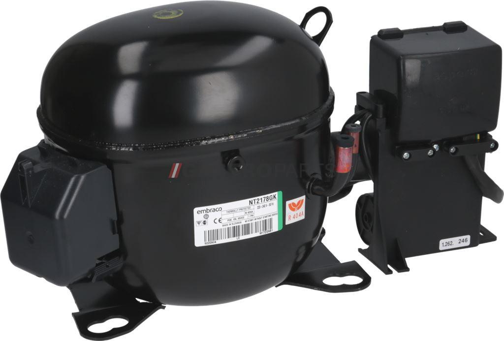 EMBRACO NT2178GK CSR (R404A/R507 LBP) - G0783