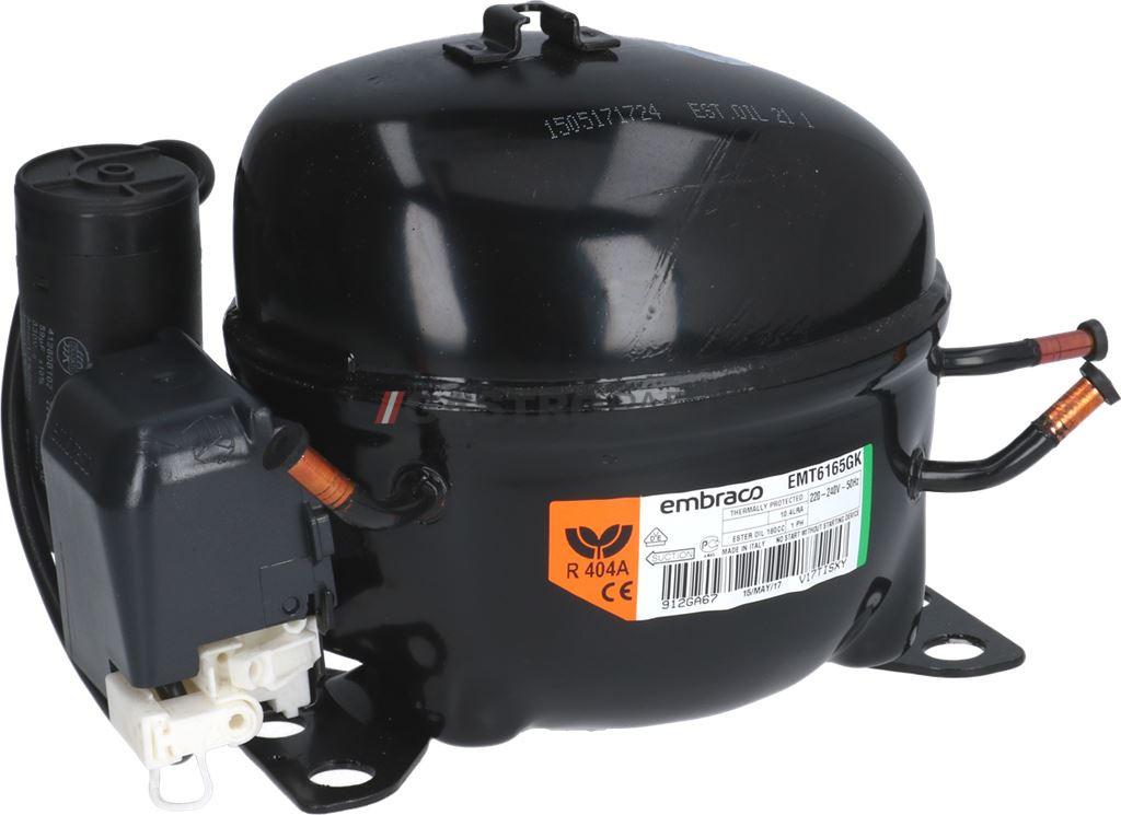 EMBRACO EMT6165GK (R404a) - G0864
