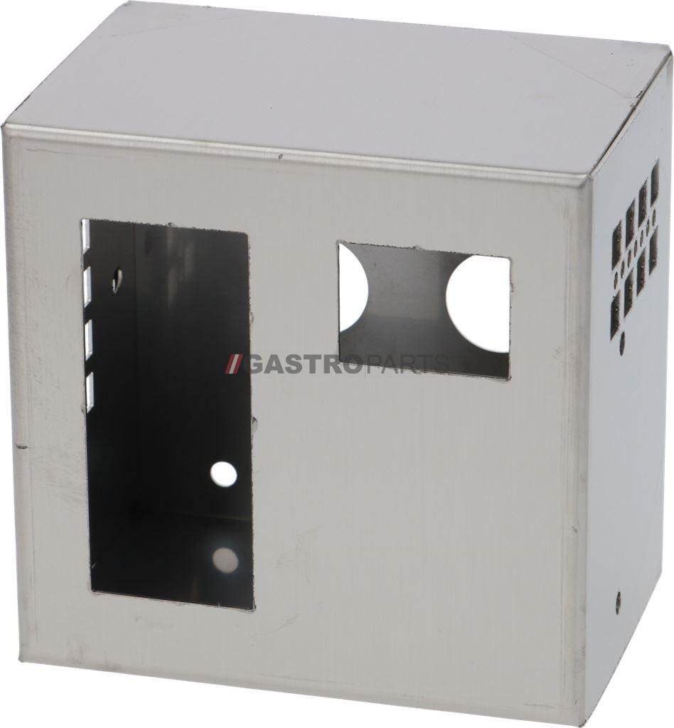 Rustfri ABS Kasse  - G0754