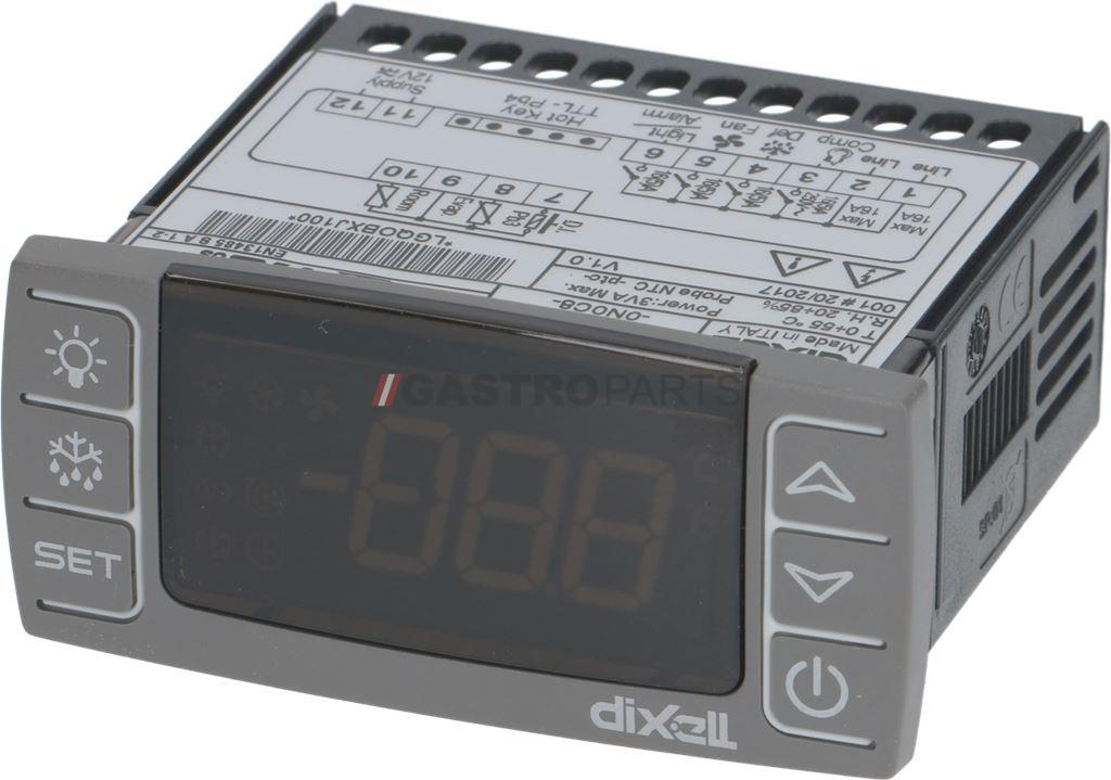 DIXELL XR70CX-0N0C8  -55 til 150 ° C - G0407