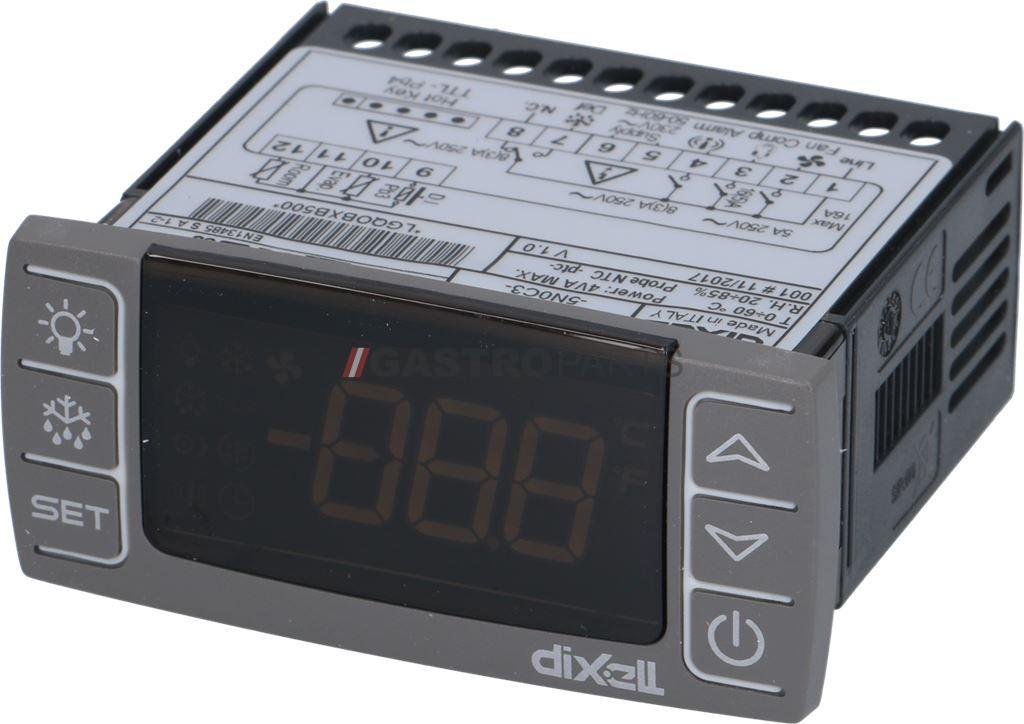 DIXELL XR70CX-5N0C3  -55 til 150 ° C - G0408