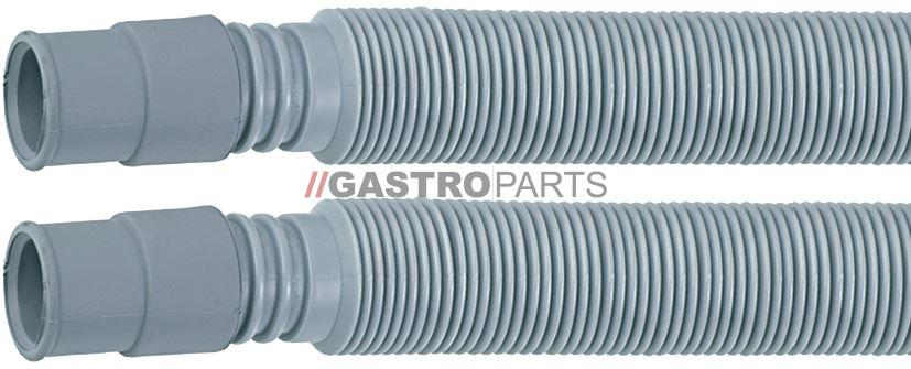 Fleksibel afløbsslange Ø20-22 mm - G0866
