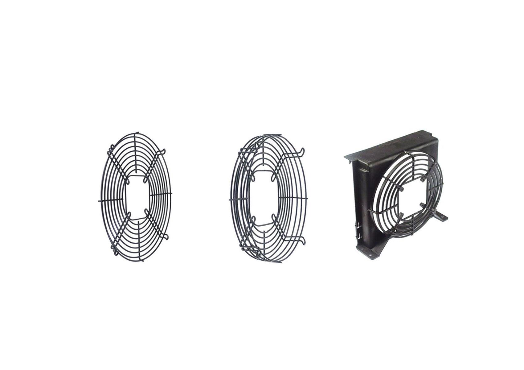 Ventilatorskærme